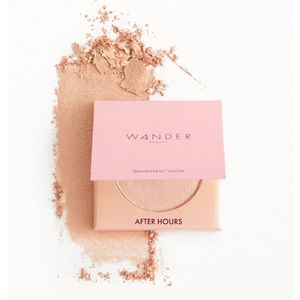 🍁5/$25 WANDER BEAUTY Wanderess Glow Highlighter in After Hours Deluxe Sample